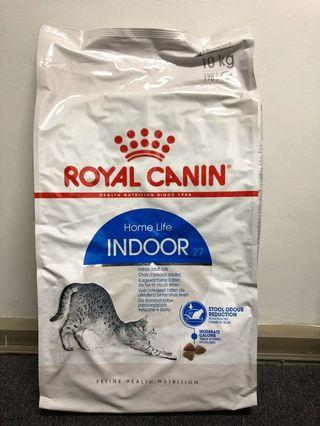 Royal Canin Indoor 27 , 10 kg , $95 / Free Delivery