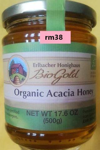 Bio Gold Organic honey