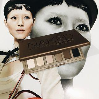 Urban Decay Naked Basic Pallate