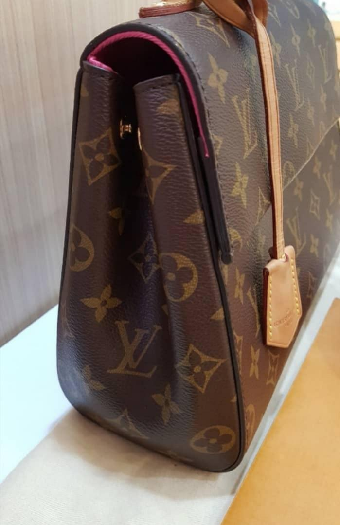 Authentic Louis Vuitton LV Clunny BB