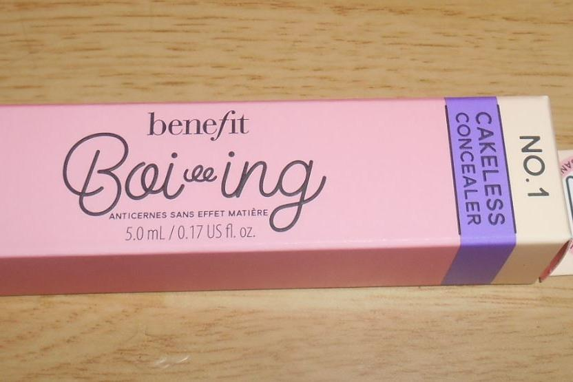 BENEFIT cakeless boing concealer [BRAND NEW & AUTHENTIC] PRICE IS FIRM, NO SWAPS