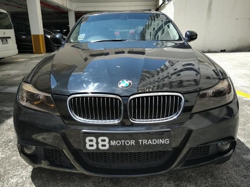 BMW 318i Sunroof Auto