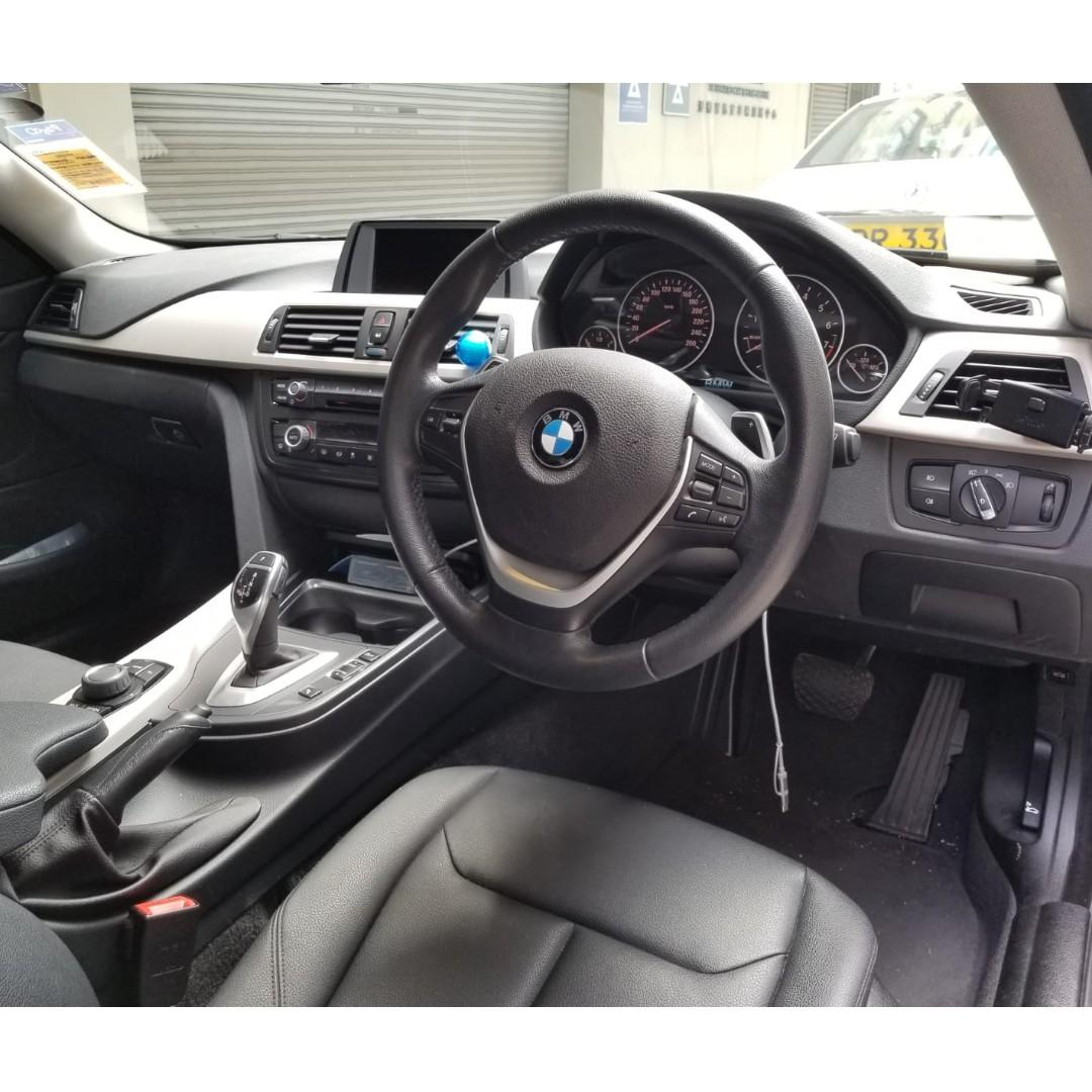 BMW 420iA COUPE 2014
