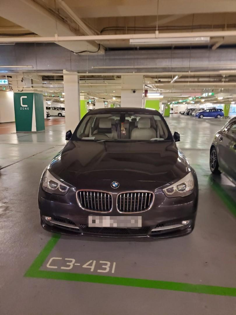 BMW GT 535i
