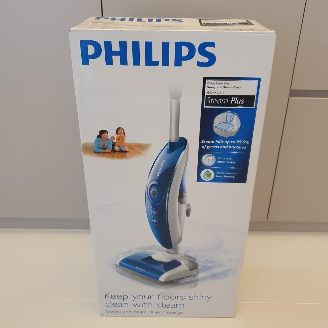 BNIB Philips Steam Plus FC7020