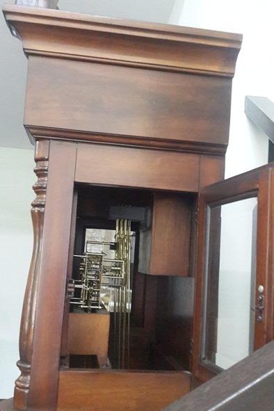 Briton Grandfather Clock