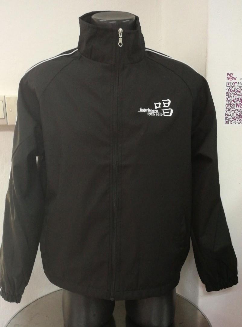Custom Jacket Windbreaker T Shirt Printing Services