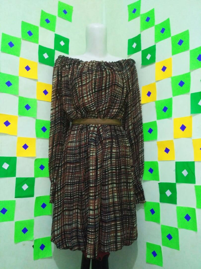 Dress tribal sabrina