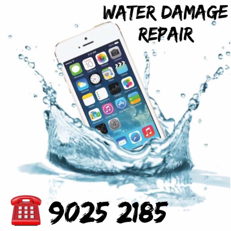 Drop into Water? Iphone Lcd Screen Repair Motherboard