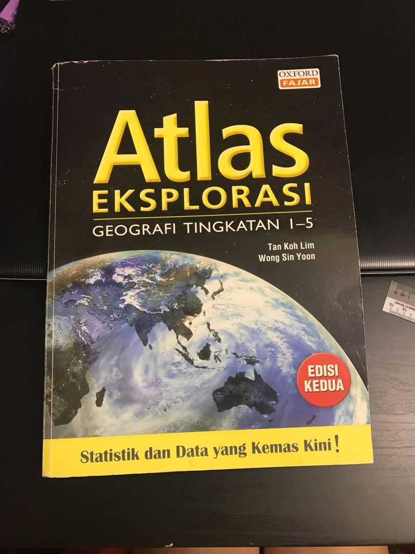 Geography Book Form 1 - 5