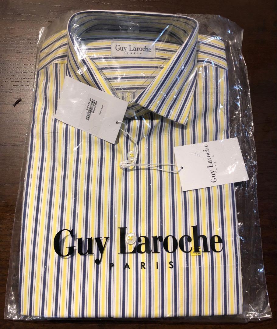 Guy Laroche, kemeja lengan pendek