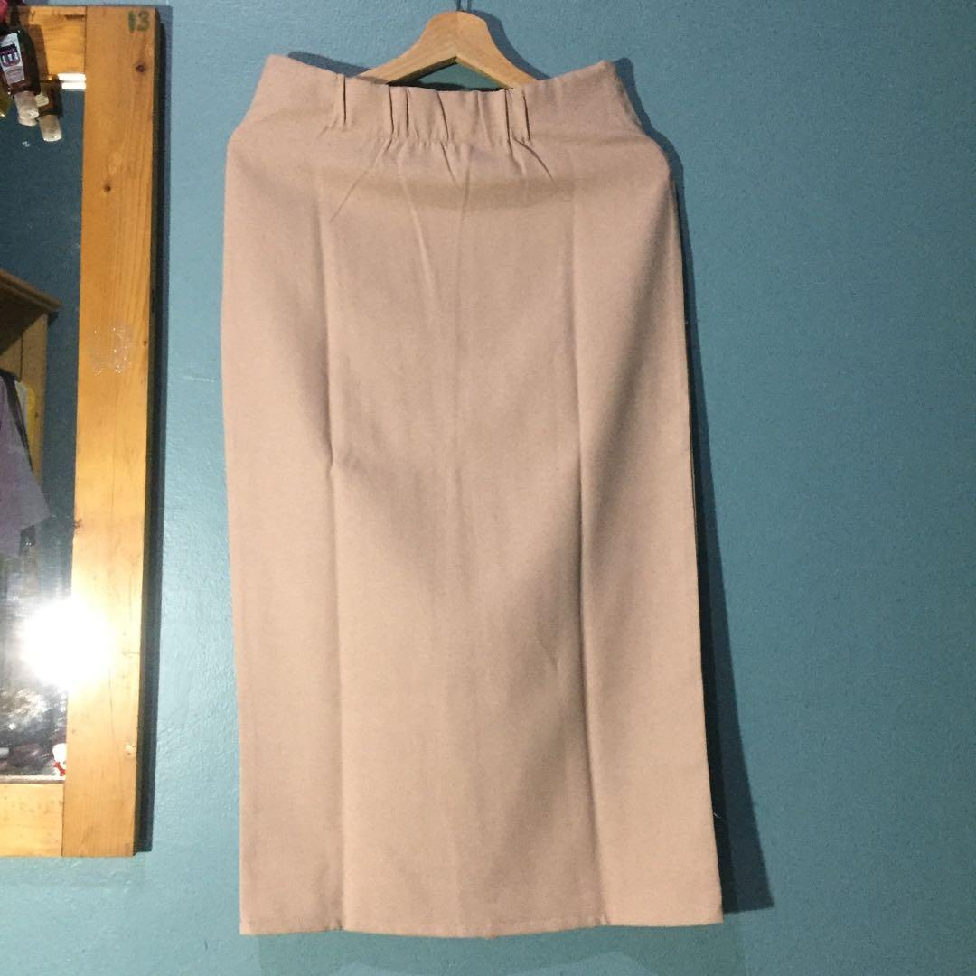 Hava Radya Nude Skirt