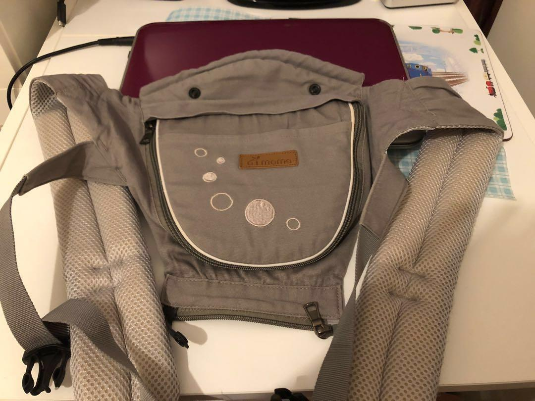 Hipseat iangel 9成 新 hip seat baby carrier