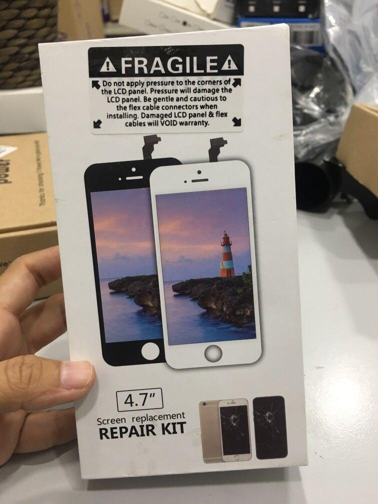 Iphone 7/8 screen replacement Repair Kit
