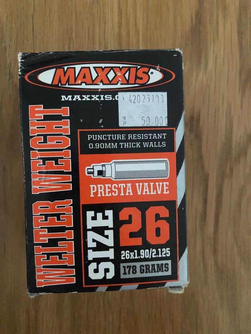 """Maxxis Tube 26"""""""