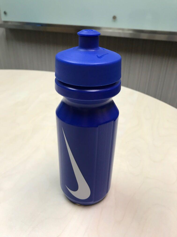 Nike Water Bottle (Blue)