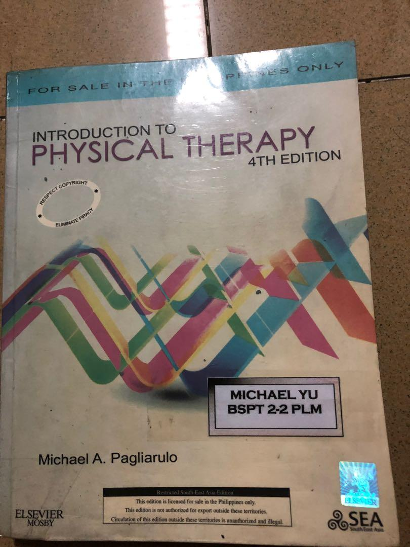 Preloved Physical Therapy Books: Guyton, Bobath, Kaplan, Intro to PT, Hoppenfeld
