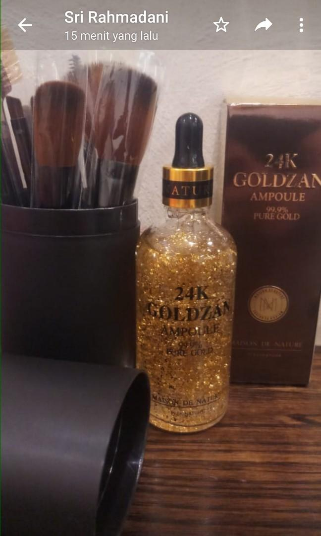 Serum Goldzan K24