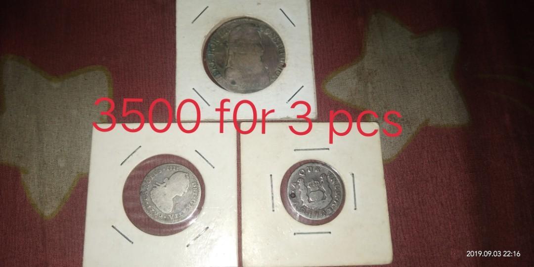 silver 0ld coins