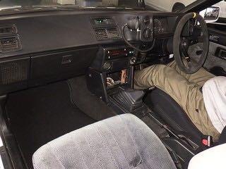 TOYOTA SPRINTER AE86 1986