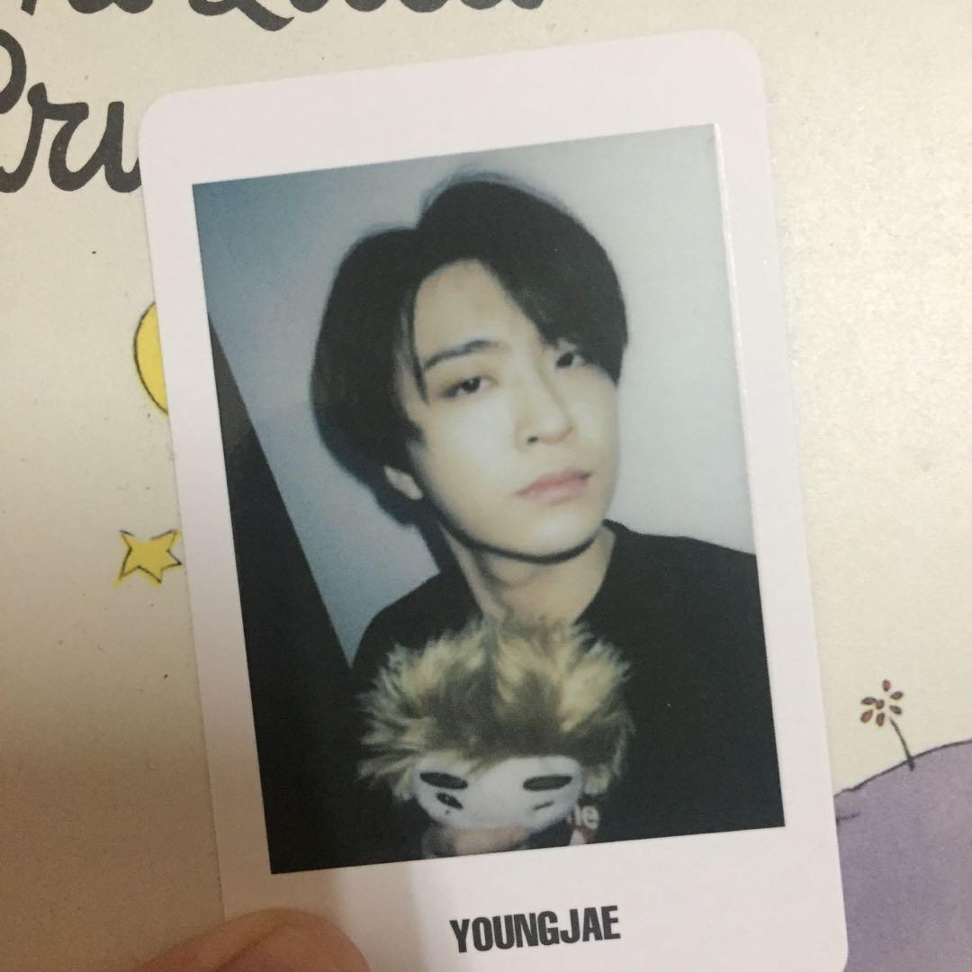 [WTT/WTS] GOT7 Youngjae Never Ever Gotoon Doll Polaroid