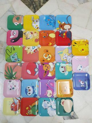 7-11 pokemon plate