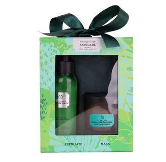 The Body Shop Weekly Deep Cleansing Kit