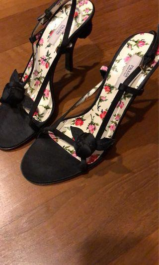 Prada heels - good deal