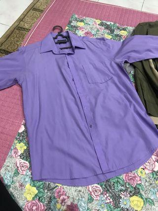 🔥🔥Men's Light Purple Cloth