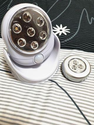 (全新)Light angle LED自動感應燈