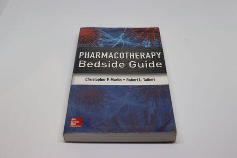 Pharmacotherapy Bedside Guide Book