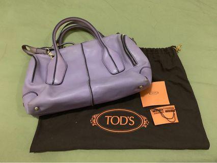 Tod's D Styling Handbag - Authentic