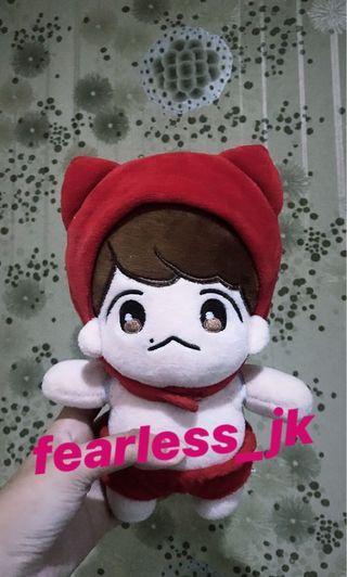 EXO Baekhyun Doll 20cm
