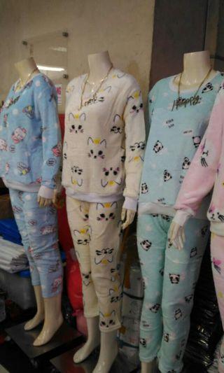 Baju tidur import lembut
