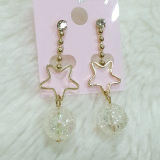 383 - Star Shine Earrings