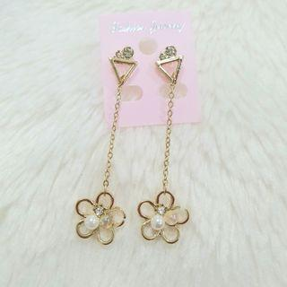 391 - Flower Earrings