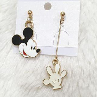 392 - Mickey Earrings