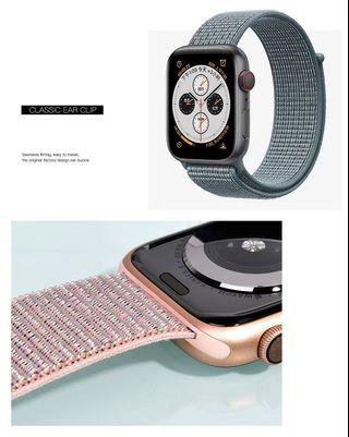 Apple Watch Strap Nylon Magic Tape