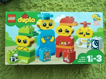 Lego Duplo Learn about Emotions