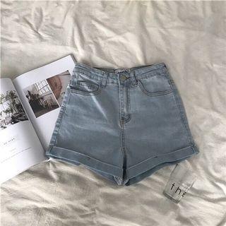 【預購】高腰短褲