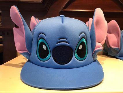 正版 迪士尼 史迪奇Stitch 造型帽子 棒球帽 可調式 主題派對 生日禮物