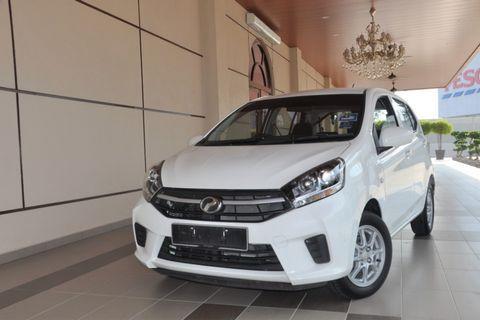2017 Perodua AXIA 1.0 G (A)