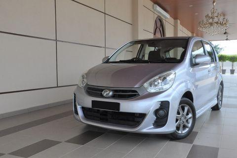 2013 Perodua MYVI 1.5 SE ZHS (A)