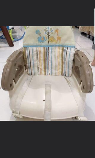 Summer baby chair