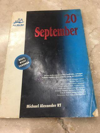 20 September