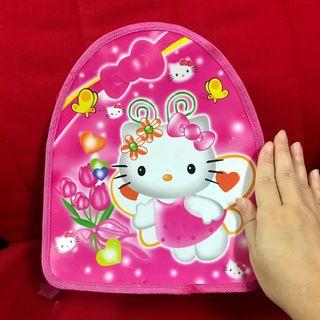全新 Hello Kitty 小背包 幼稚園背包