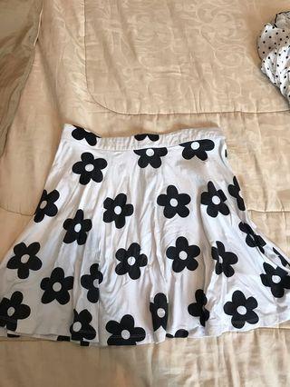 Flare Skirt bunga