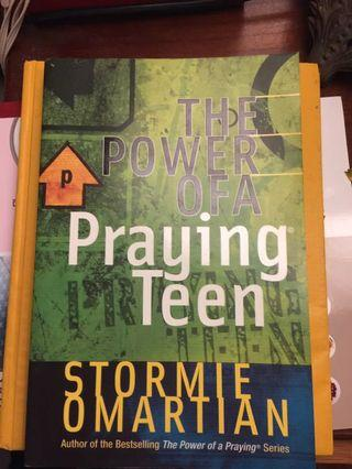 The Power of A Praying Teen by Stormje O Martion