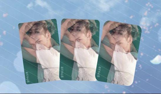 Lenticular Photocards printing