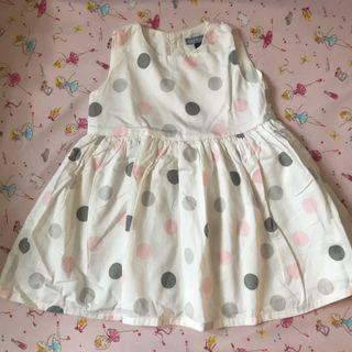 Carters Baby Dress Polkadot